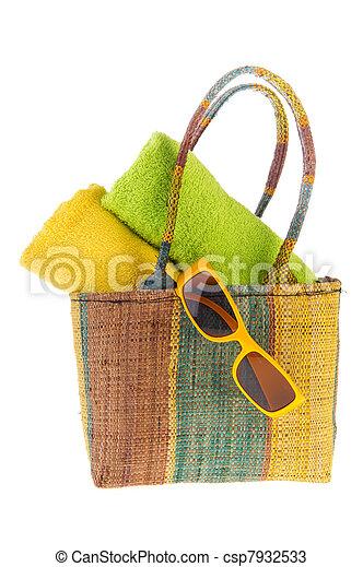 Beach bag - csp7932533