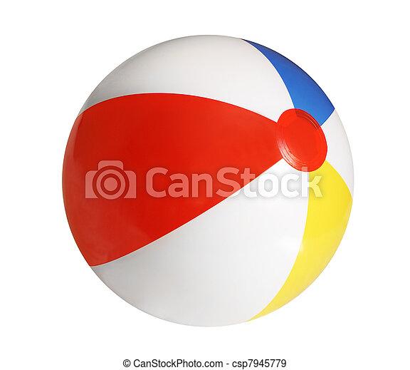 Beach ball - csp7945779