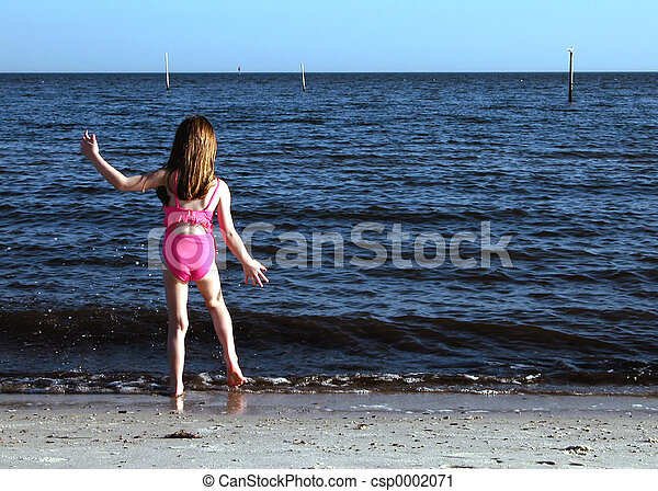 Beach Dancer - csp0002071