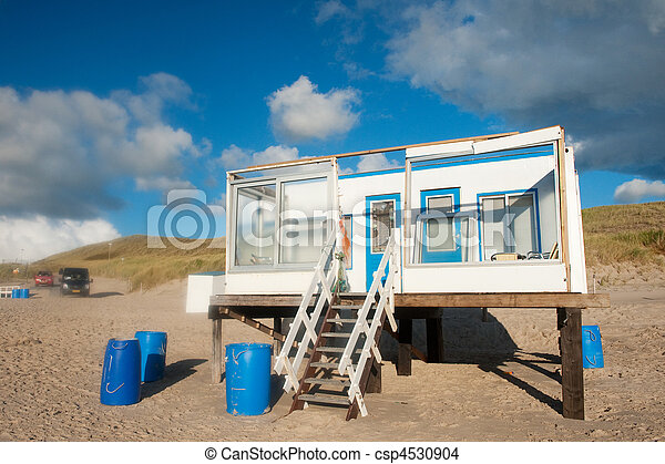 Beach house - csp4530904