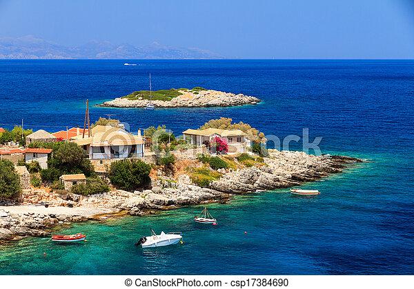 Beach house - csp17384690