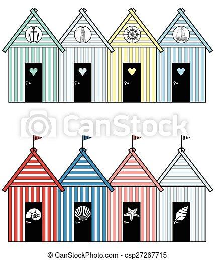 beach house vol ii csp27267715 - Beach House Drawings