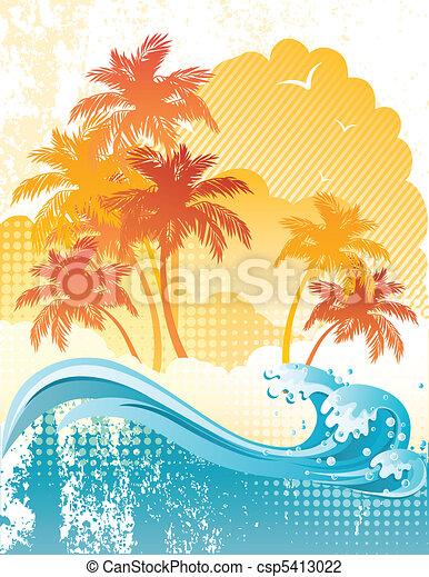 Beach - csp5413022