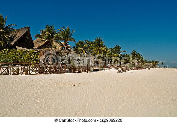 Beach Resort - csp9069220