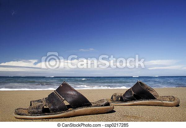 Beach Sandals - csp0217285