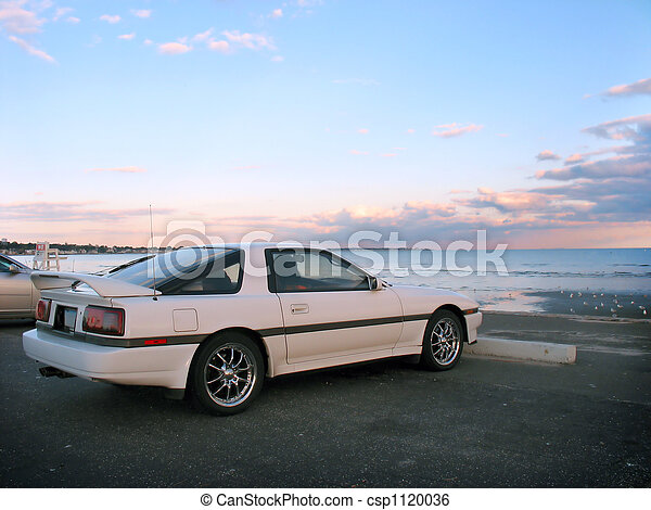 Beach Sports Car - csp1120036