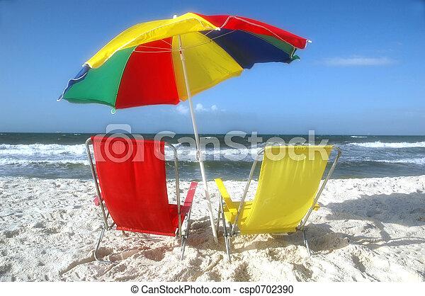 Beach - csp0702390