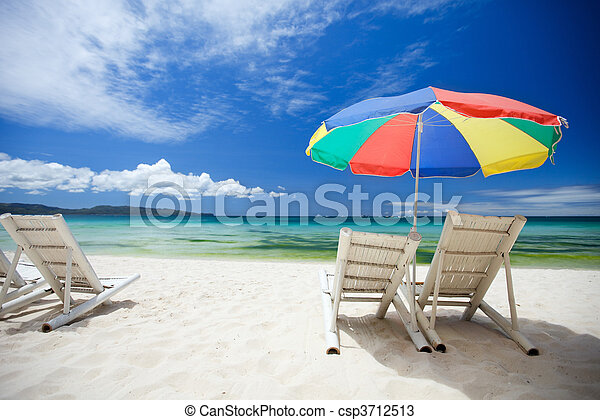 Beach - csp3712513