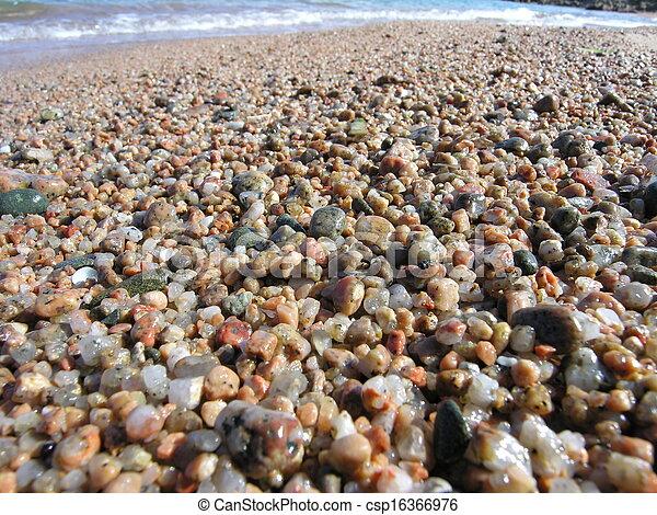 beach texture - csp16366976