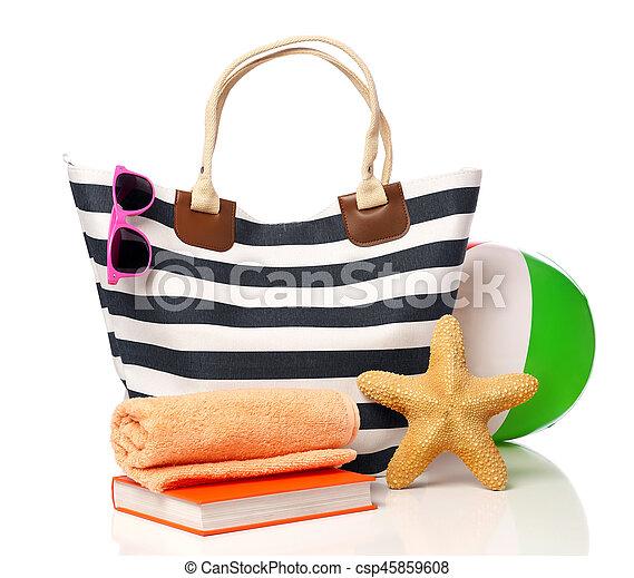 Beach time - csp45859608