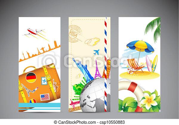 Beach Travel - csp10550883