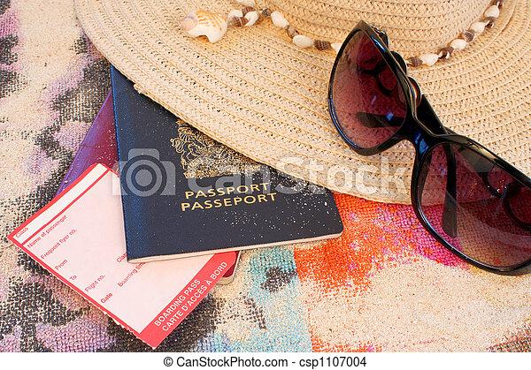 beach travel - csp1107004