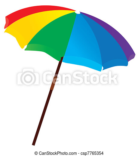 beach umbrella illustrations and clipart 15 156 beach umbrella rh canstockphoto com clipart beach umbrella blue beach chair umbrella clip art
