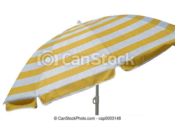Beach umbrella - csp0003148