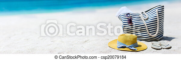 Beach vacation - csp20079184