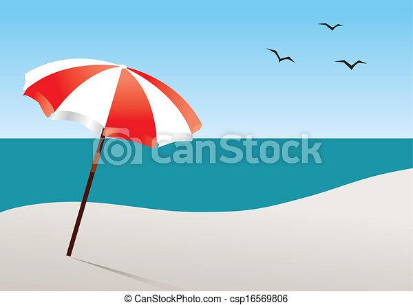 Beach - csp16569806