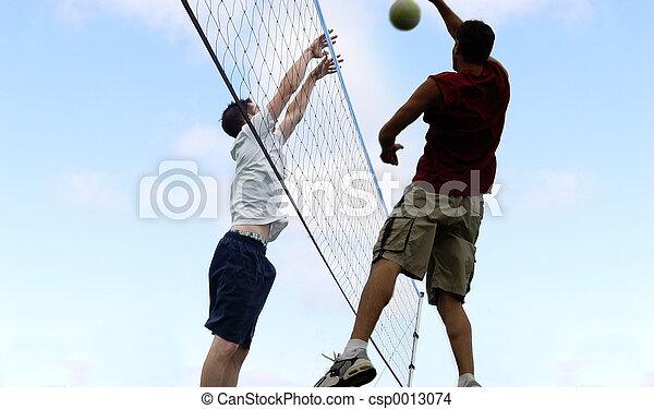 Beach Volleyball - csp0013074