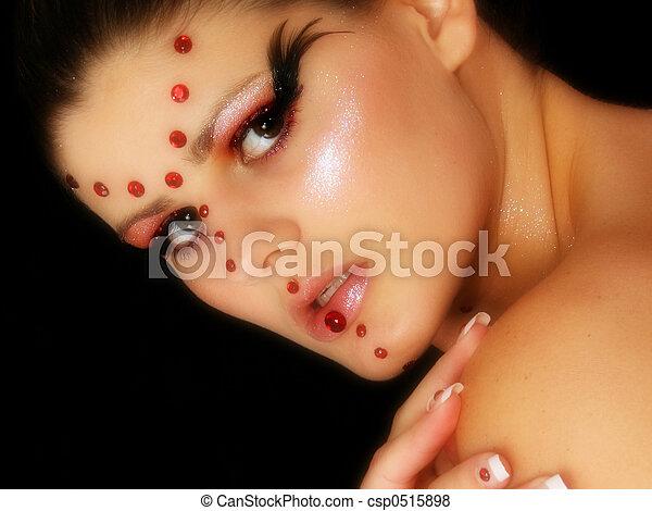 Beaded Beauty - csp0515898