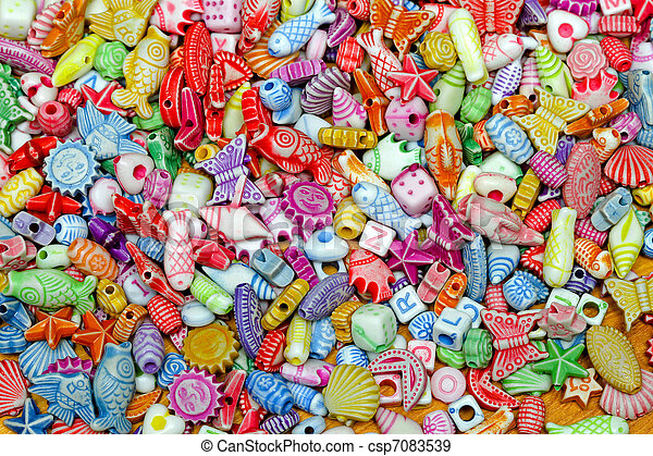 Beads color - csp7083539
