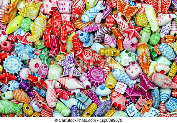 Beads colour - csp6399670