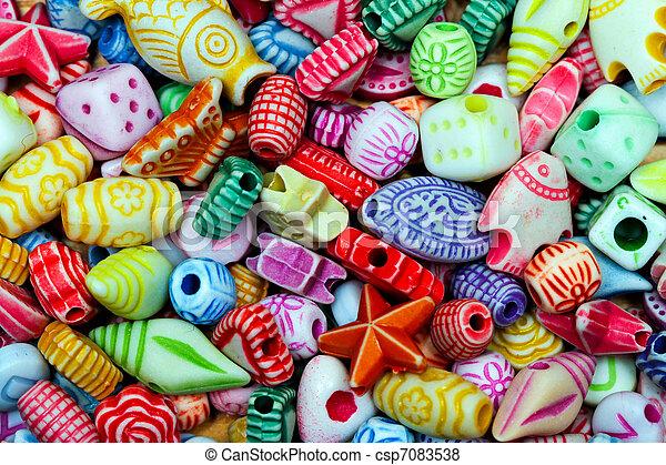 Beads macro - csp7083538
