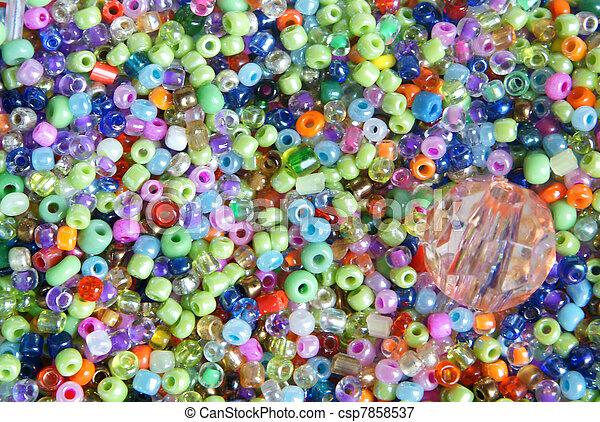 Beads - csp7858537