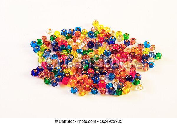 Beads - csp4923935