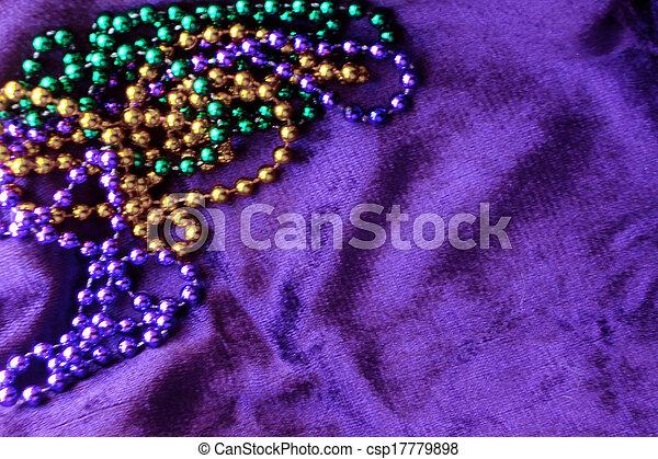 Beads to toss - csp17779898