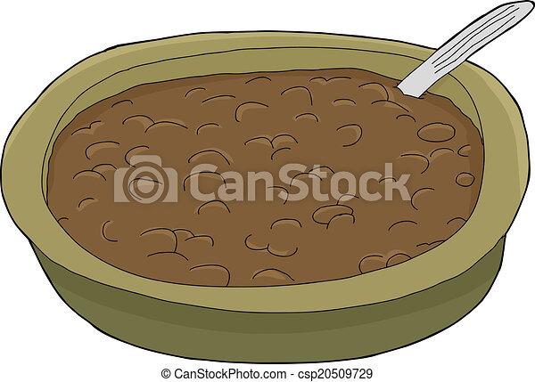 Bean Soup - csp20509729