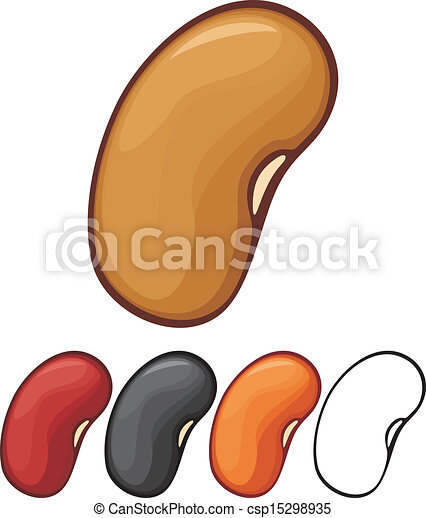 bean illustrations and clipart 36 322 bean royalty free rh canstockphoto com screen bean clipart bean clipart black and white