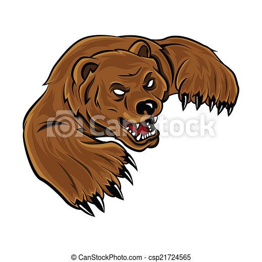 Bear - csp21724565