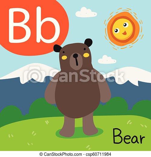bear drawing line vector design - csp60711984