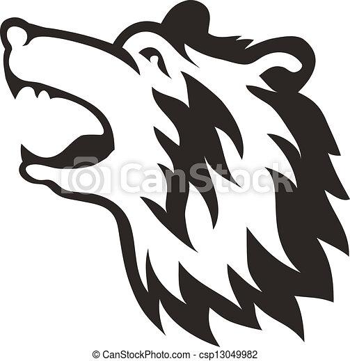 Bear  - csp13049982
