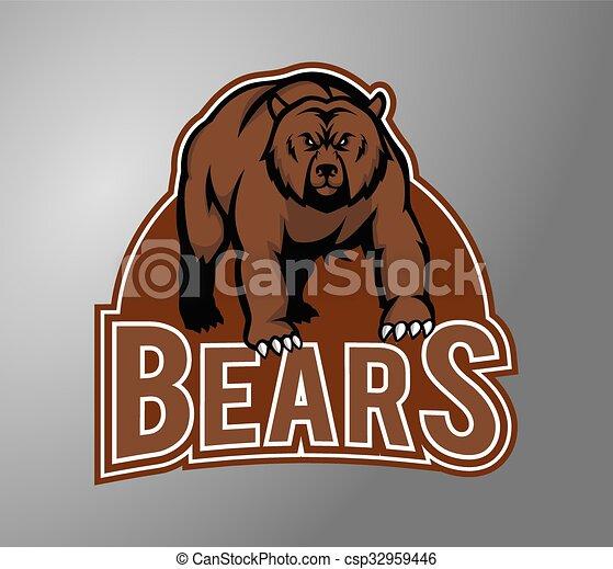 Bear - csp32959446
