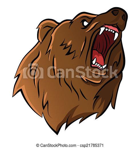 Bear - csp21785371