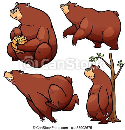 Bear - csp38902675