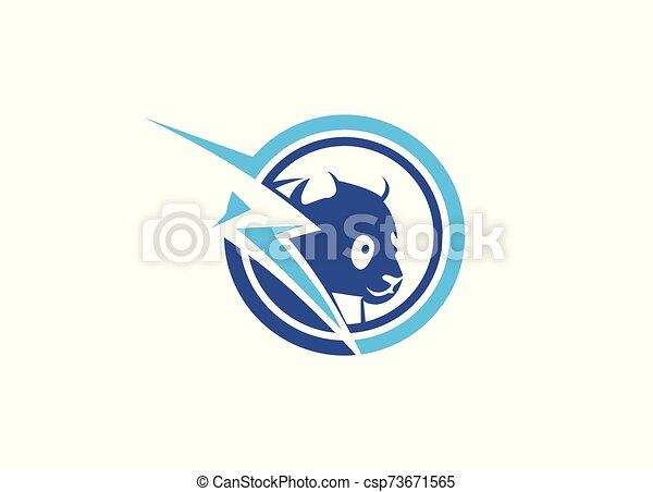 bear logo icon designs, bear power logo - csp73671565