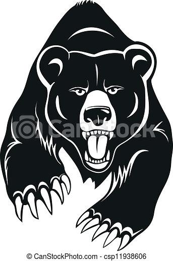 Bear - csp11938606