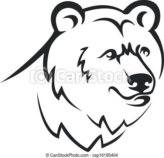 Bear - csp16195404