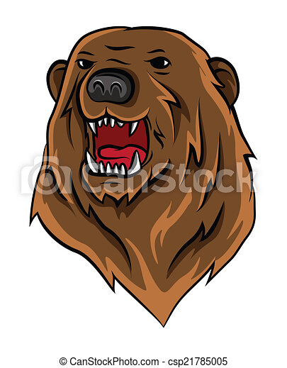 Bear - csp21785005