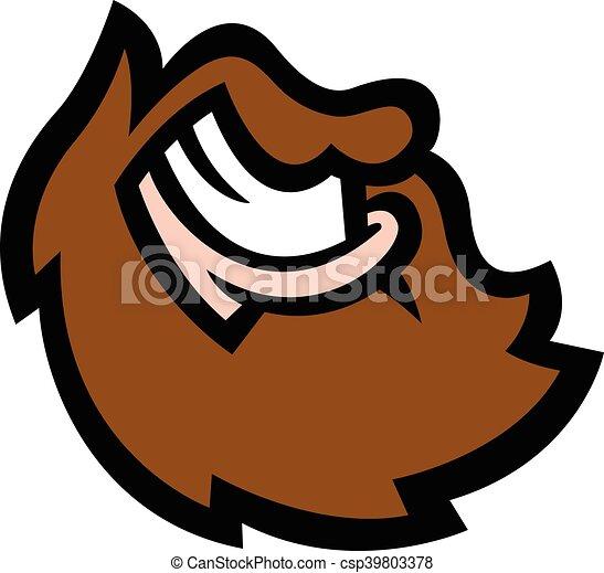 Beard - csp39803378