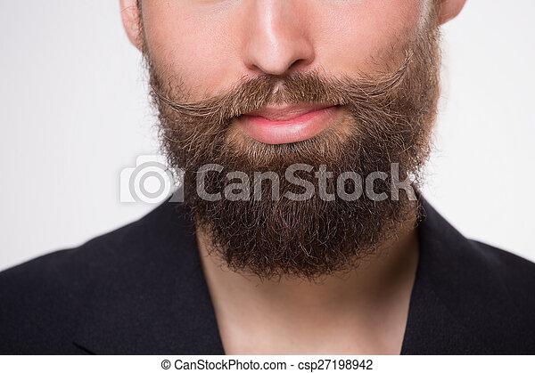 Beard - csp27198942