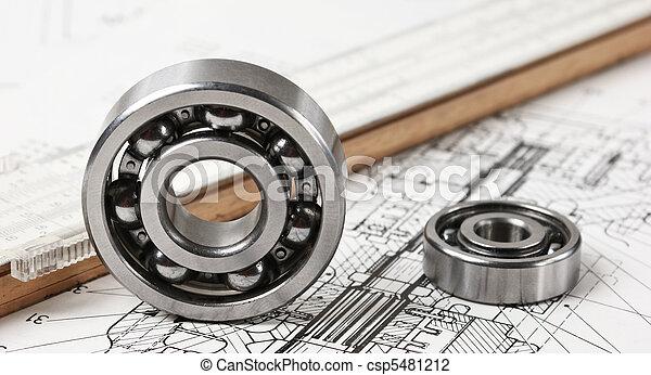 bearing - csp5481212