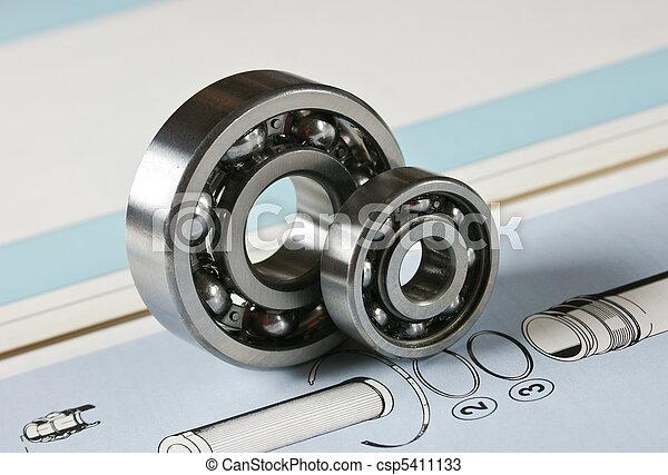 bearing - csp5411133