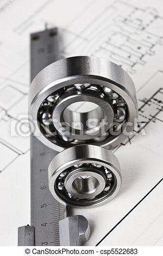 bearing - csp5522683