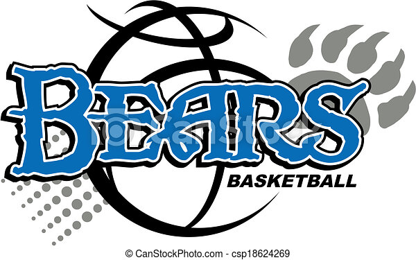 bears basketball - csp18624269