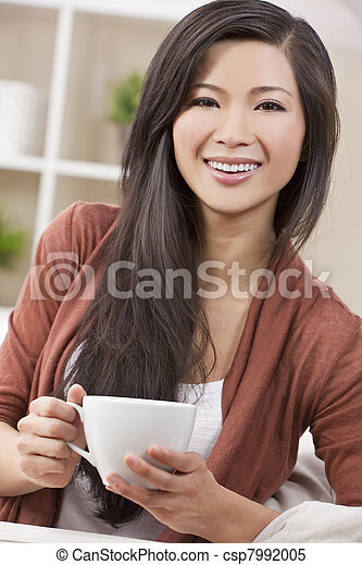beau caf femme chinois th oriental asiatique boire images de stock rechercher des. Black Bedroom Furniture Sets. Home Design Ideas