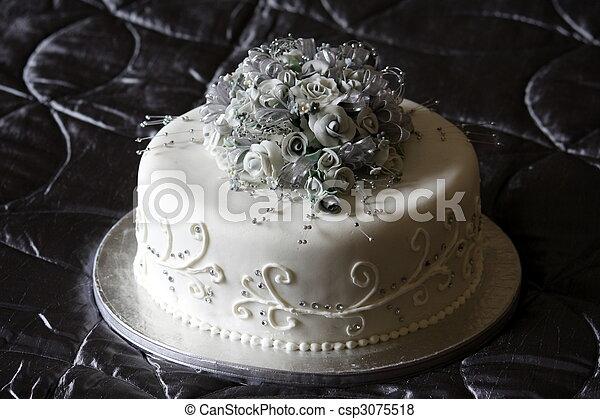 Beau Gâteau Mariage