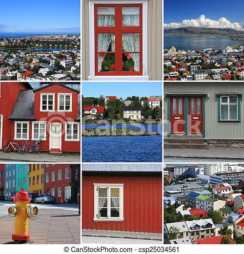 beau, reykjavik - csp25034561