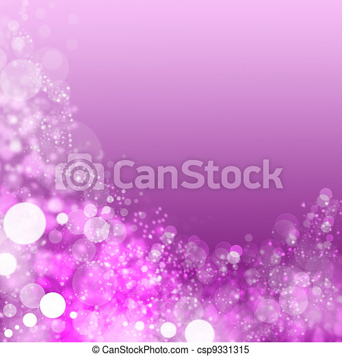 beautiful abstract optimistic backgrounds with defocused bokeh - csp9331315